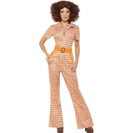 Authentic 70's Chic Women's Adult Halloween (70's Chick Costume)
