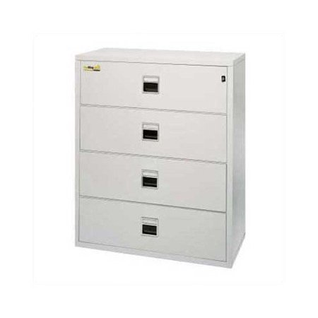 Fireking Fire Fireproof 4 Drawer Lateral Signature File picture