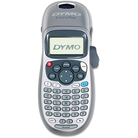DYMO LetraTag Plus Personal Label Maker, 2 Lines
