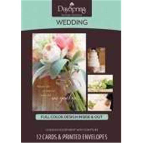 Dayspring Cards 120644 Card Boxed Wedding-Pictures