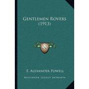 Gentlemen Rovers (1913)