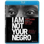 I Am Not Your Negro (Blu-ray) by Magnolia Pictures