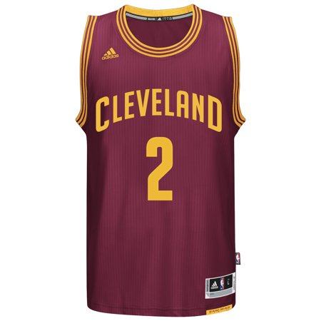 Kyrie Irving Cleveland Cavaliers Adidas NBA Swingman Jersey Red by