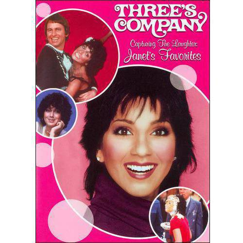 Three's Company: Capturing The Laughter - Janet's Episodes
