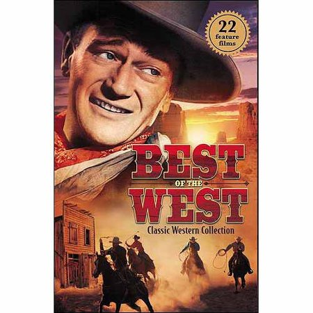 The Best Of The West  Classic Western Collection  Videobook   Widescreen