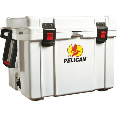 Pelican 32-45Q-MC-WHT ProGear Elite Marine Deluxe Cooler with 2