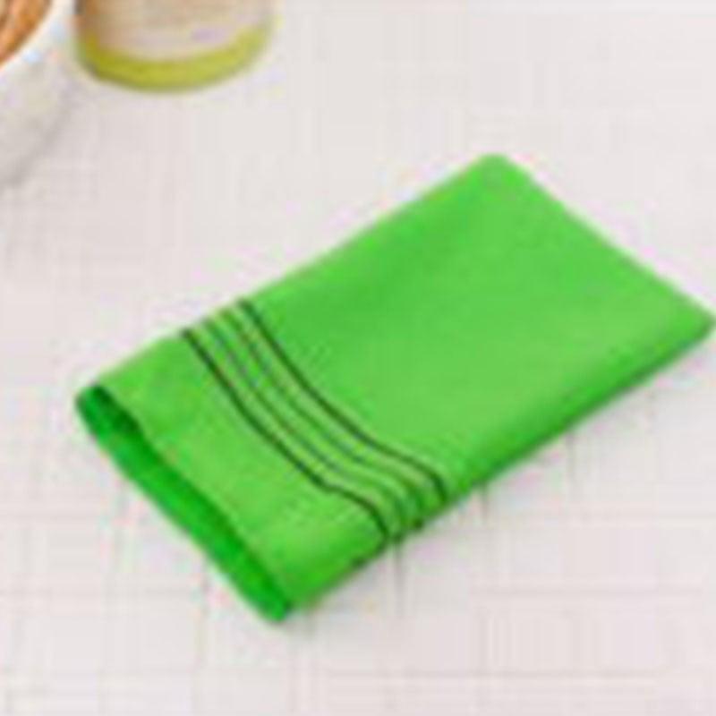 Useful Korean Italy Shower Bath Massage Korea Towel Body Scrub Exfoliating Towel