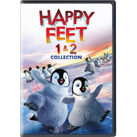 Happy Feet 1 & 2 Collection (DVD)