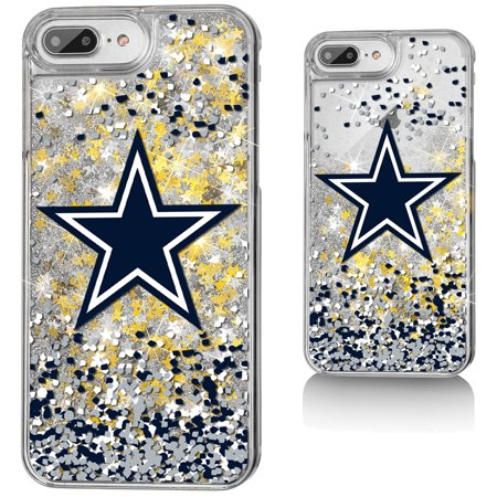 Cowboys Cell (Dallas Cowboys iPhone Glitter Case with Confetti)
