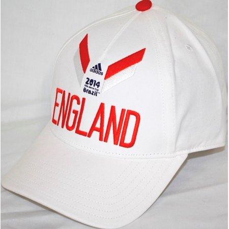 Adidas World Cup Soccer Shoes - England 2014 World Cup Soccer Futbol Adidas Adjustable Hat