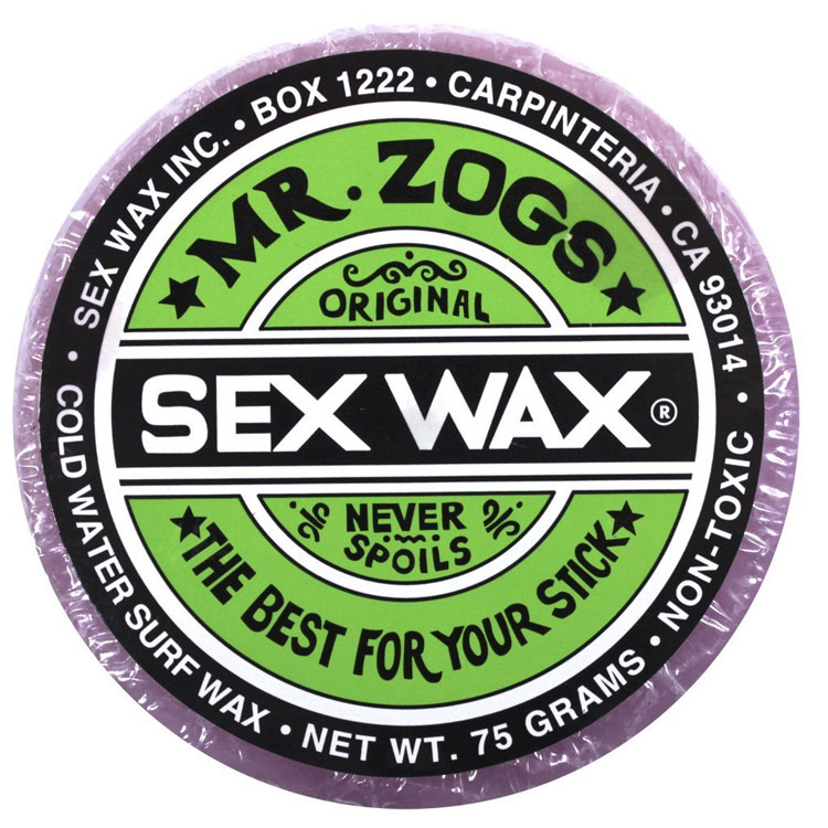 SEX WAX Mr Zogs OG COLD Purple - Grape Scented