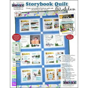 ScrapSMART Storybook Quilt for Adam CD-ROM: Designs and Patterns