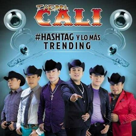 #Hashtag y Lo Mas Trending (Cali Trends)