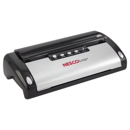 Nesco Deluxe Vacuum Sealer (Black) VS-02