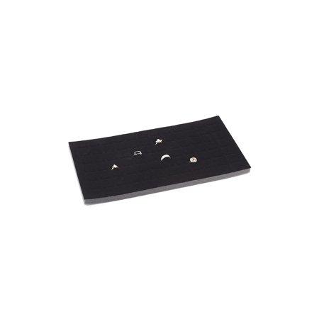 - 72 Slot Black Foam Ring Insert - 14-1/4