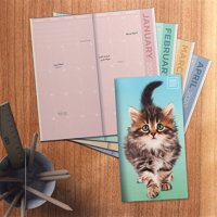 2020-2021 Kittens 2-Year Small Monthly Planner