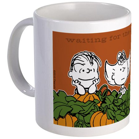 CafePress - Halloween In The Pumpkin Patch Mug - Unique Coffee Mug, Coffee Cup CafePress