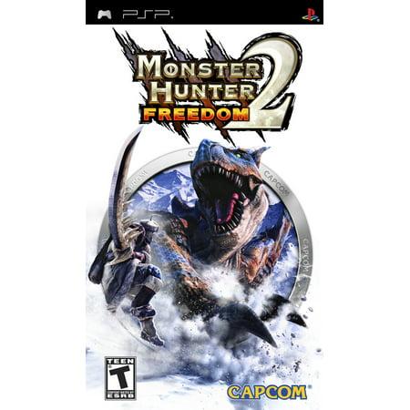 Monster Hunter Freedom 2   Sony Psp  Sony Psp