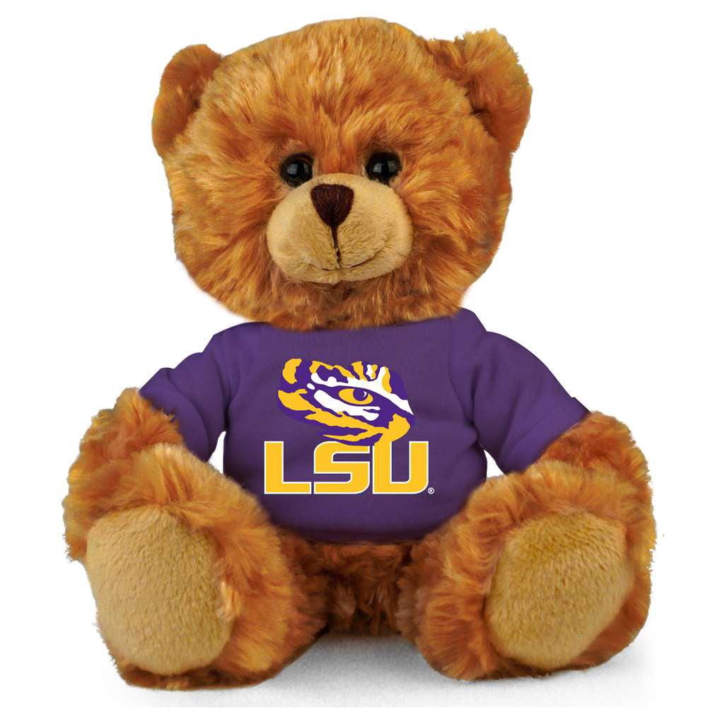 Lsu Tigers Stuffed Bear Walmart Com