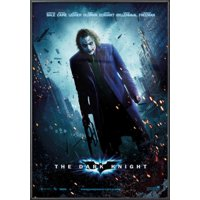 "Batman: The Dark Knight - Movie Poster / Print (Regular Style - The Joker) (Size: 27"" x 39"")"