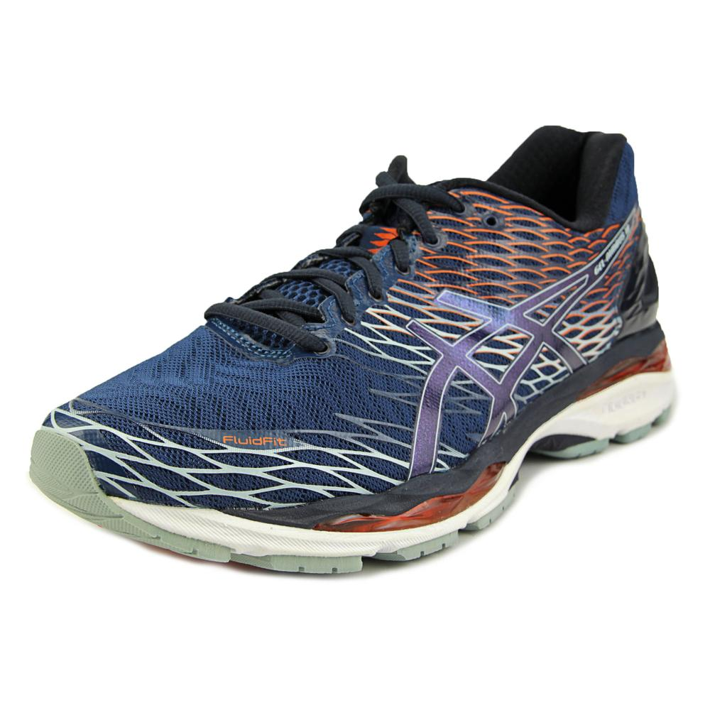 Asics Gel-Excite 4 Men  Round Toe Synthetic Blue Running ...