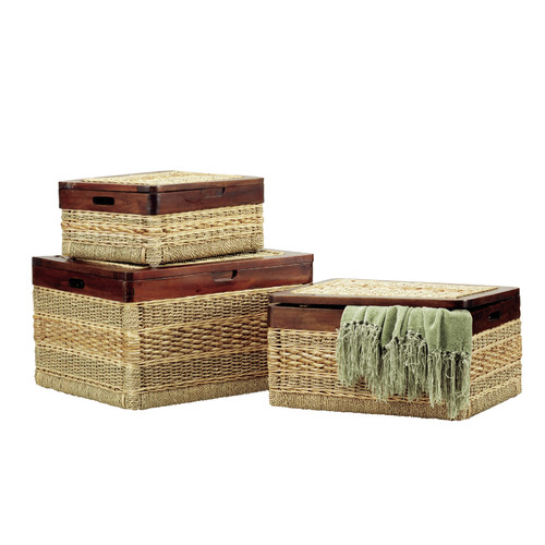 Ibolili Picnic Basket (Set of 3)