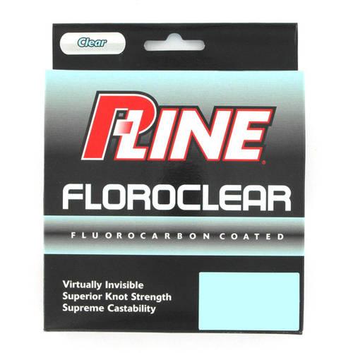 P-Line Floroclear 6# 300 Yard Spool