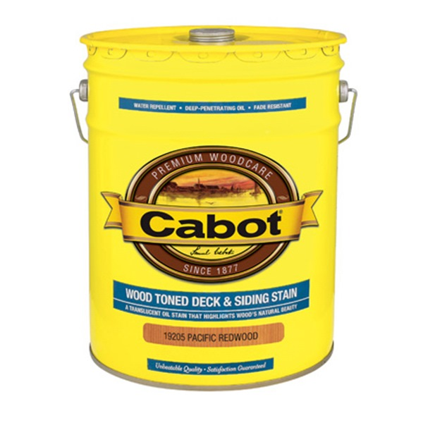 5Gal Pac Red Deck Stain