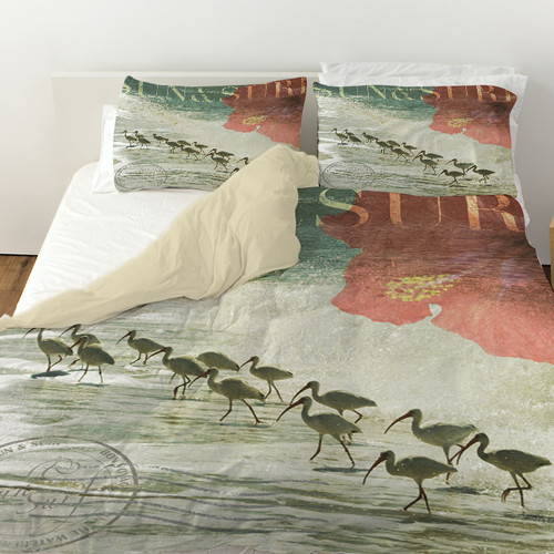 Manual Woodworkers & Weavers Sun and Surf Duvet Cover
