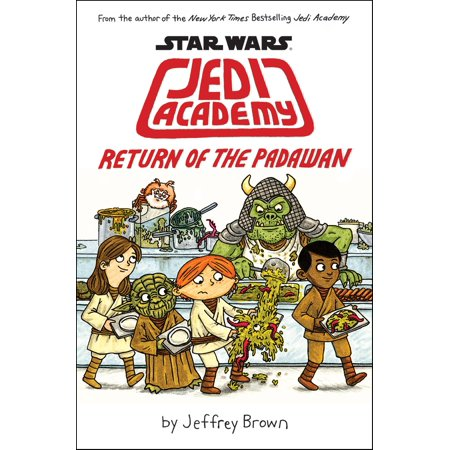 Star Wars: Jedi Academy, Return of the Padawan (Book 2) - eBook - Jedi Padawan Braid