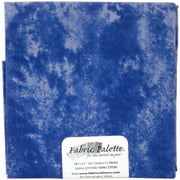 Fabric Palette Precut 18 Inch X 21 Inch-Royal Blue - Textured