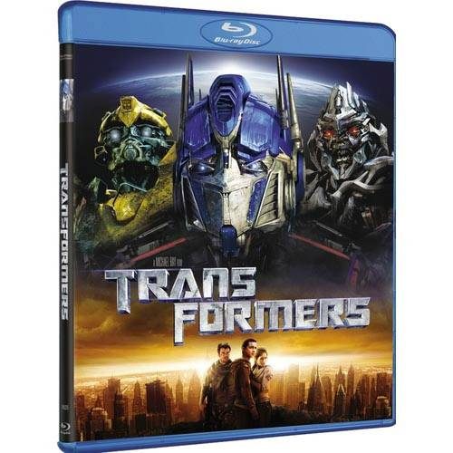 Transformers (Blu-ray + VUDU Digital Copy) (Walmart Exclusive) (With INSTAWATCH) (Widescreen)