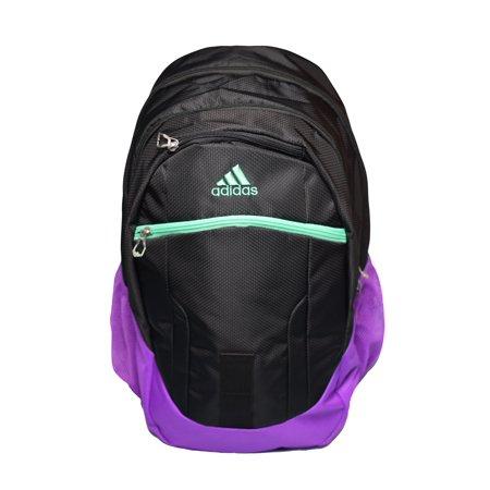e32010fc1b adidas - Foundation II Large Laptop backpack Black Bright Green ...