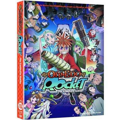 Oh! Edo Rocket: The Complete Series