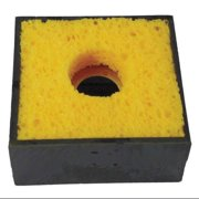 AMERICAN BEAUTY 481 Soldering Iron Tip Cleaner,4in L,Yellow