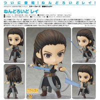 Good Smile Company Star Wars Rey The Last Jedi Nendoroid Action Figure