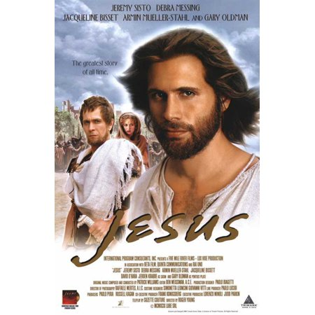 Jesus Poster Movie Mini Promo