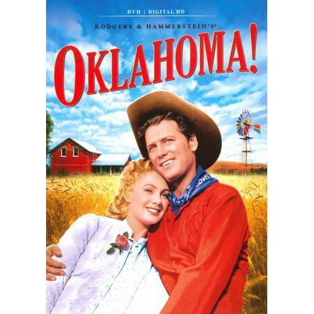 Oklahoma! (DVD) - Halloween Oklahoma City 2017