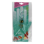 Disney Princess Girls Ring Bracelet Costume Jewelry with Charm - Available in Multiple Styles
