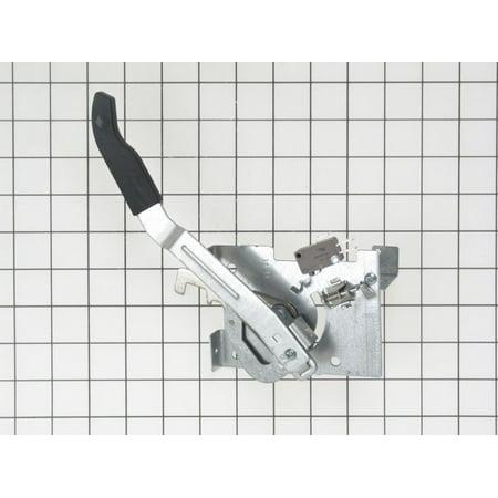 Latch Assembly - WB02K10144 GE Range Latch Assembly