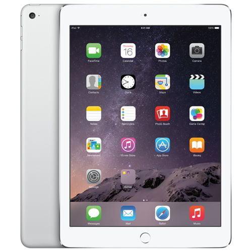 Refurbished Apple iPad Air 1st Gen Verizon Silver 32GB (MF532LL/A)(2013) 1 Year Warranty