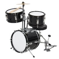 Deals on BCP 3-Piece Kids Beginner Drum Musical Instrument Set