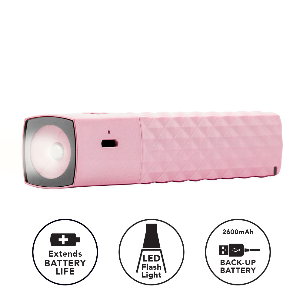 Stik Power Bank 2600mAh with Flash Light