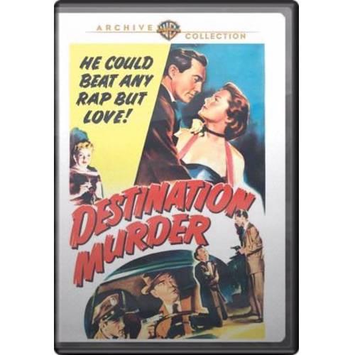 Destination Murder (Full Frame)