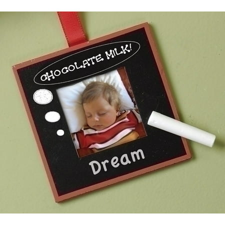 Picture Frame Christmas Ornament (Roman 4