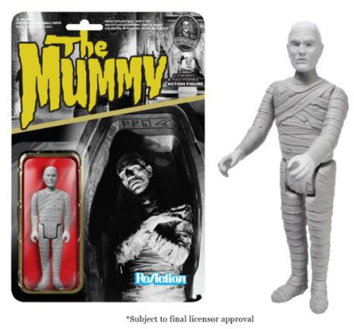 FUNKO REACTION: UNIVERSAL MONSTERS - MUMMY