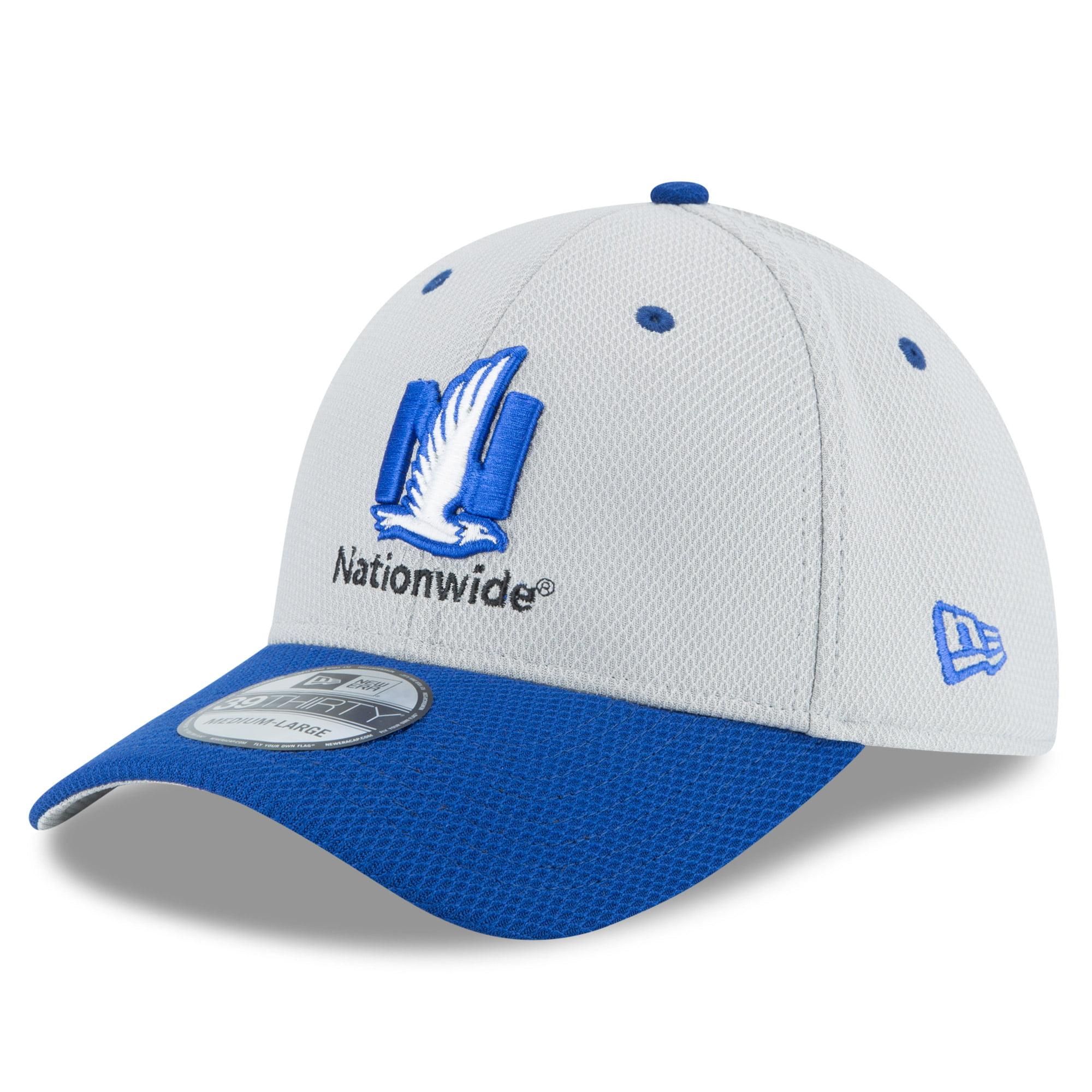 Dale Earnhardt Jr. New Era Nationwide Driver 39THIRTY Flex Hat - Gray