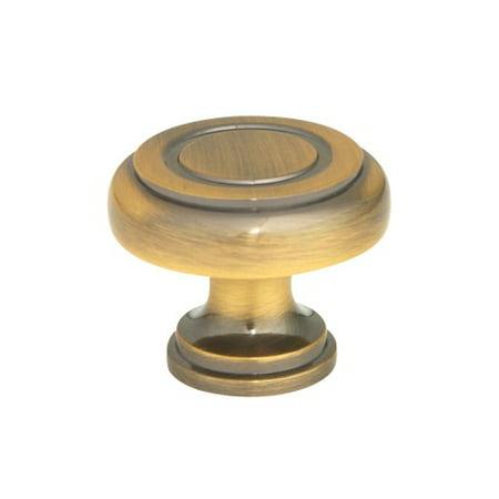 1/2' Brass Knob (Giagni KB-1B 1-1/4