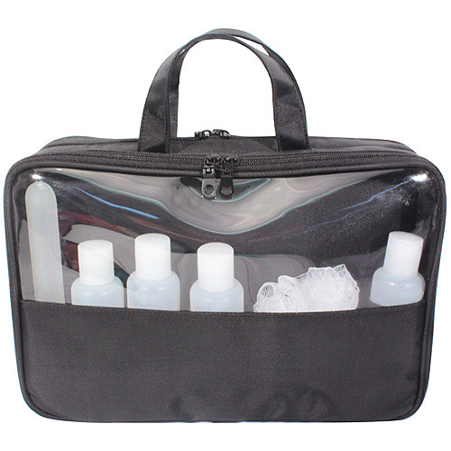 Basics Fitted Weekender Travel Kit, 7 pc