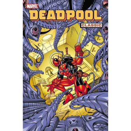 Deadpool Classic 4 by